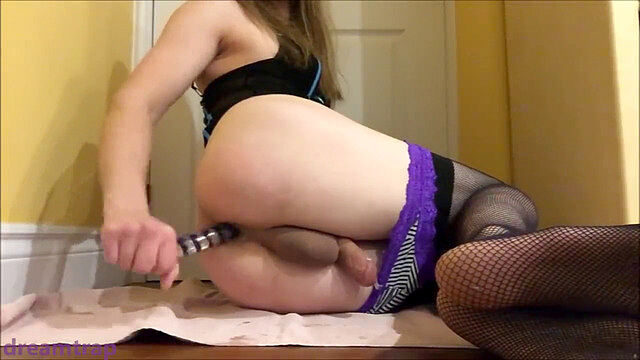 Shemale Hands Free Dildo